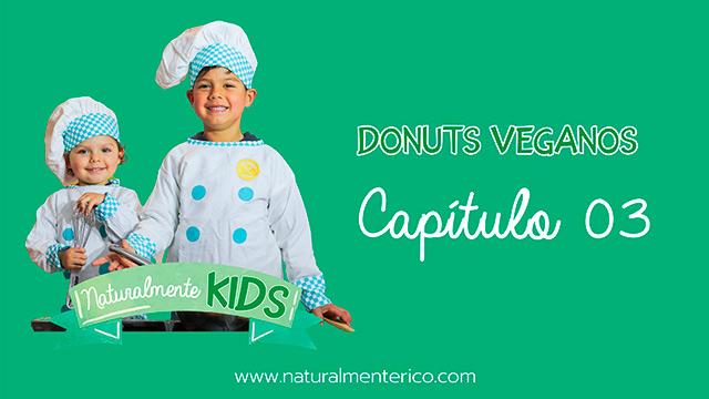 Donuts saludables (veganos)