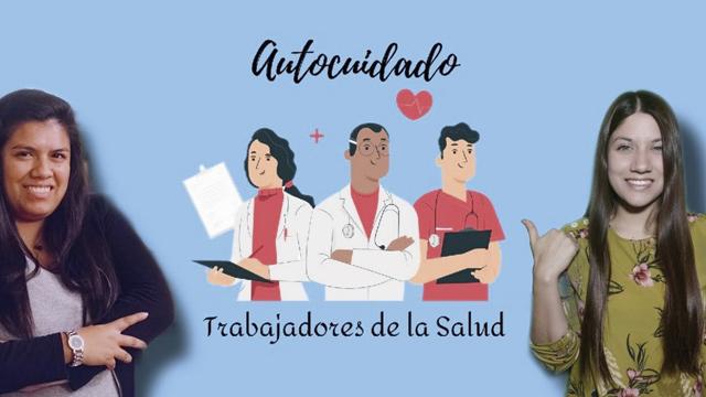 Autocuidado trabajadores de la salud