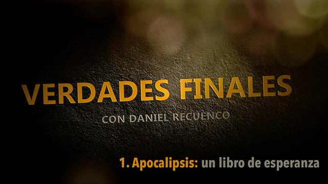 Apocalipsis un libro de esperanza