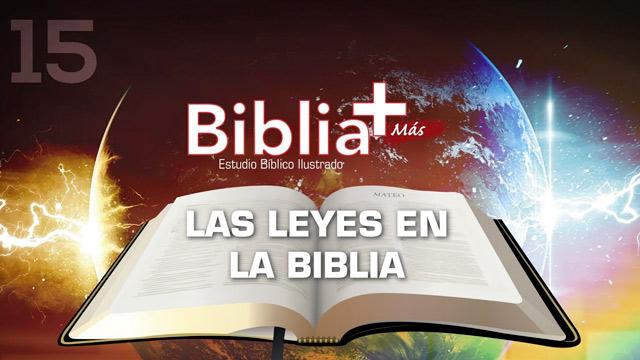 Las leyes en la Biblia
