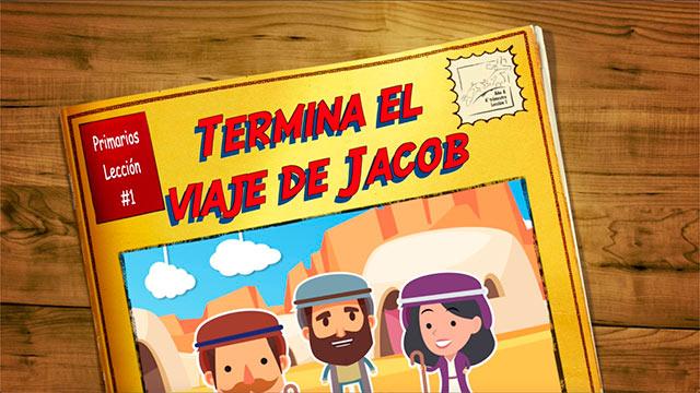 Termina el viaje de Jacob