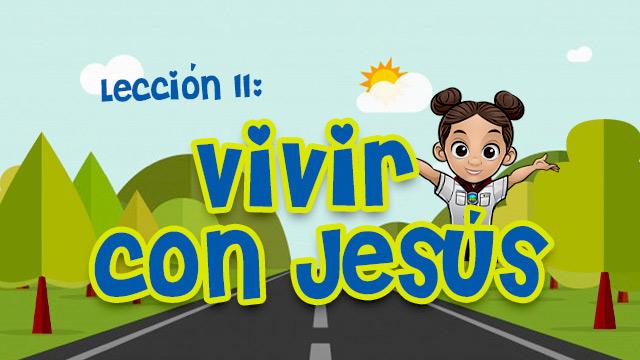Vivir con Jesús