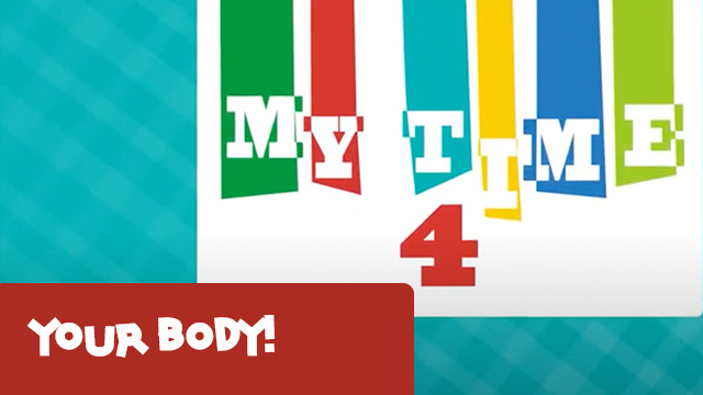 Your body!
