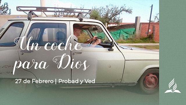 Un coche para Dios