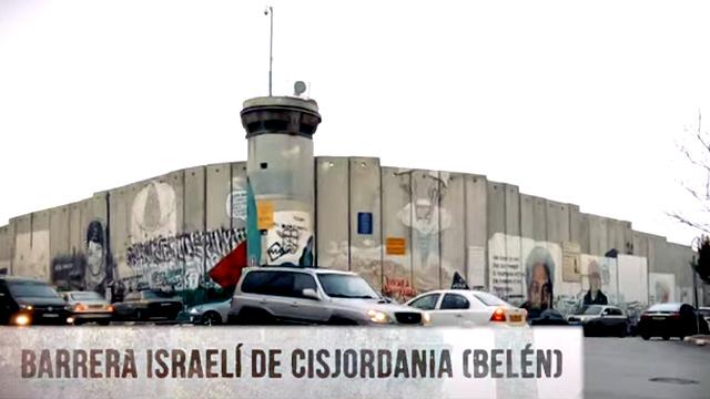Barrera Israelí de Cisjordania (Belén)
