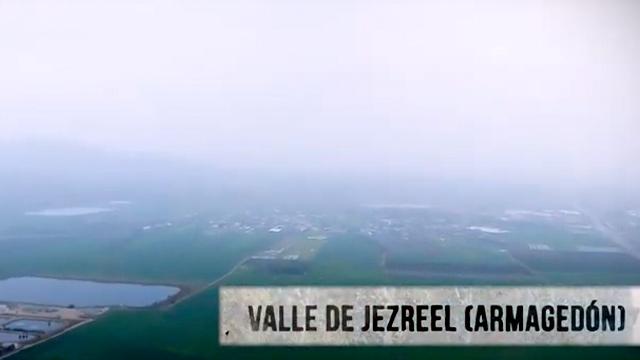 Valle de Jezreel (Armagedón)
