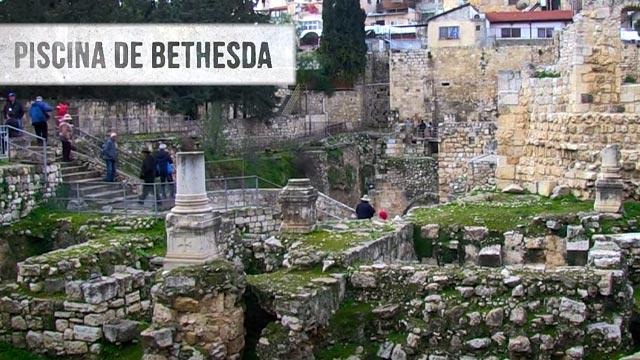 Piscina de Bethesda