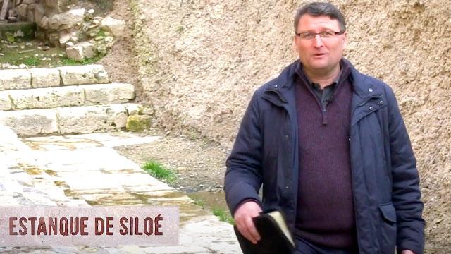 Estanque de Siloé