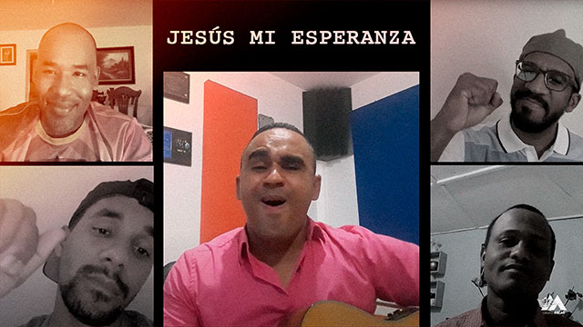 Jesús Mi Esperanza