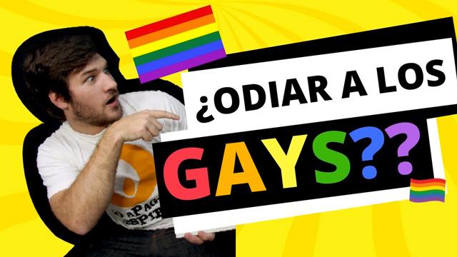 ¿Odiar a los gays?