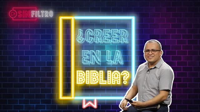 ¿Es seguro creer en la Biblia?