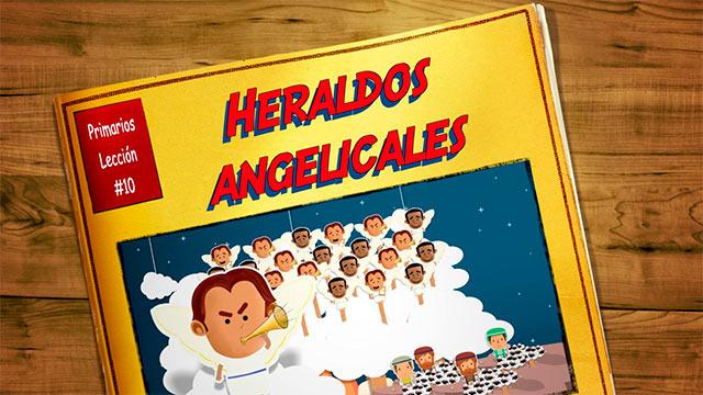 Heraldos angelicales