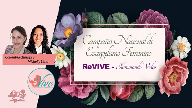 Revive Damas: Iluminando vidas