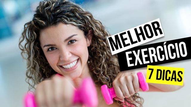 thumbnail - Qual melhor exercício físico?