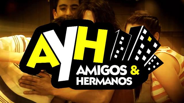 thumbnail - Amigos e Hermanos