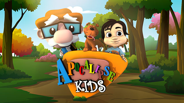 thumbnail - Apocalipse Kids