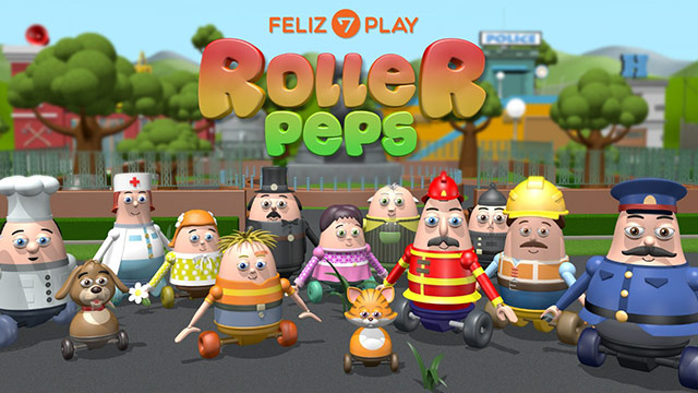 thumbnail - Roller Peps