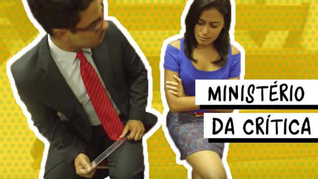 thumbnail - Ministério da crítica