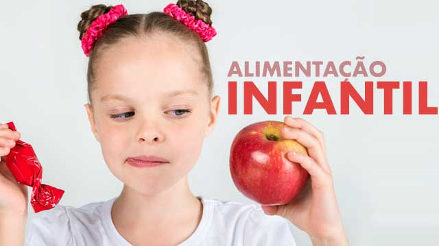 thumbnail - Alimentação saudável de Crianças