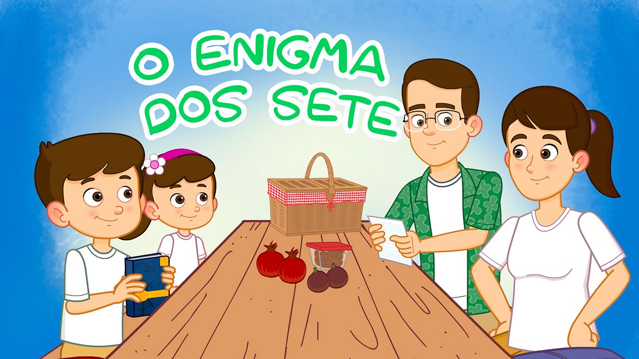 O ENIGMA DOS 7