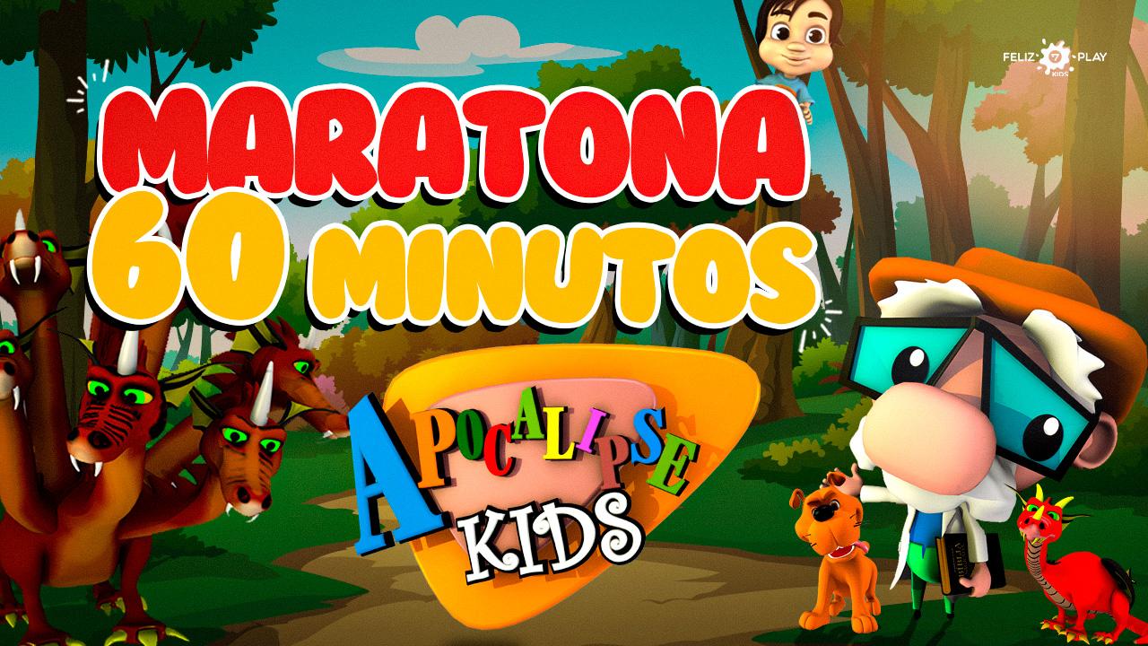 thumbnail - Maratona Apocalipse Kids