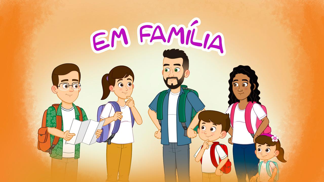 Em família