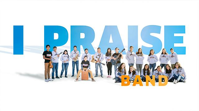 thumbnail - I praise band