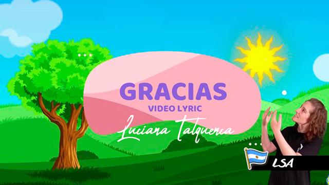 thumbnail - Gracias - Video lyric