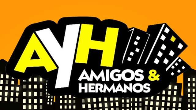 thumbnail - Amigos & Hermanos