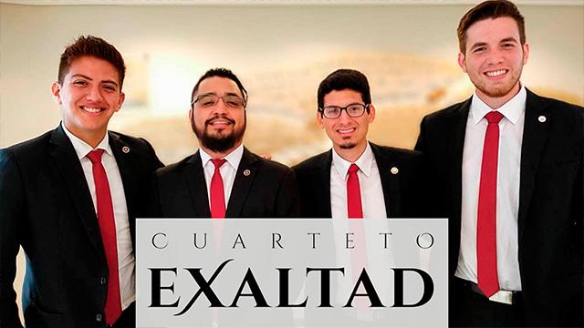 thumbnail - Cuarteto Exaltad
