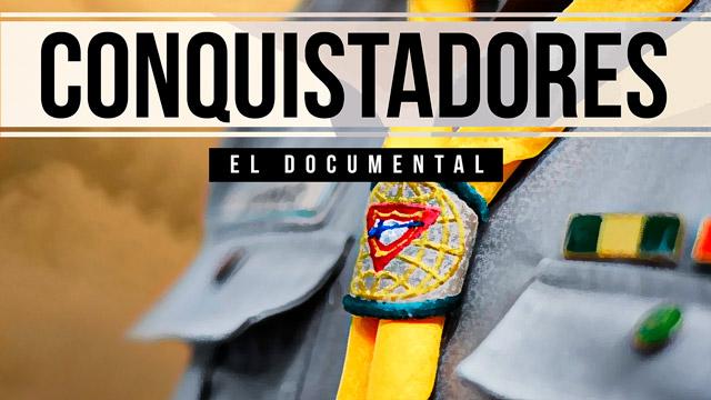 thumbnail - Documental: Conquistadores