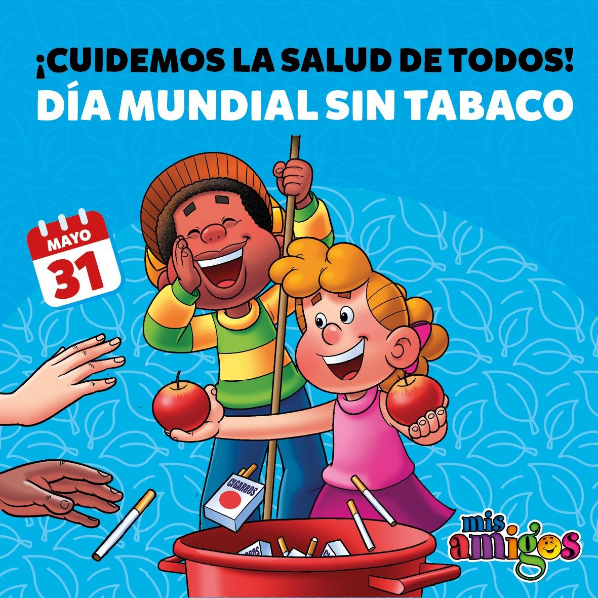 D a mundial sin tabaco for Cuarto dia sin fumar