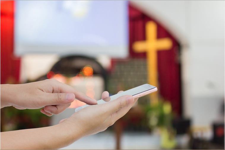 Como llevar el mensaje de Cristo al mayor número posible de personas con la tecnología digital