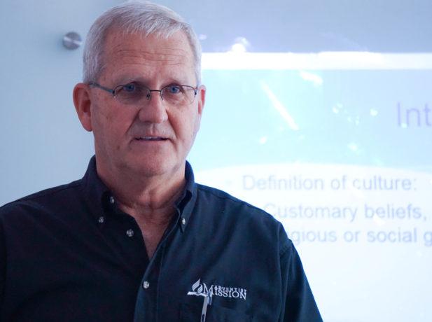 Pr. John Thomas es Secretario Asociado de la Conferencia General