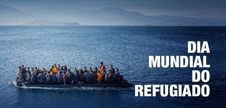 Dia mundial do refugiado - Igreja Adventista do Sétimo Dia