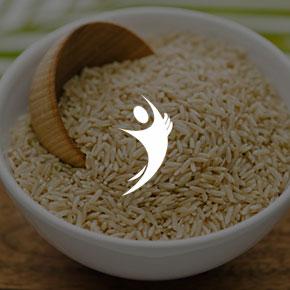 A arroz integral