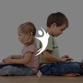 Crianças viciadas em informação
