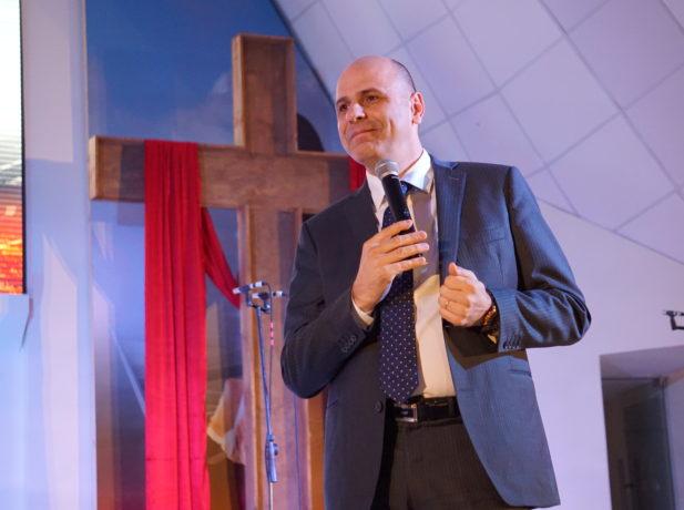 Pr. Elbert Kuhn, Coordenador do Serviço Voluntário Adventista para Divisão Sul-Americana