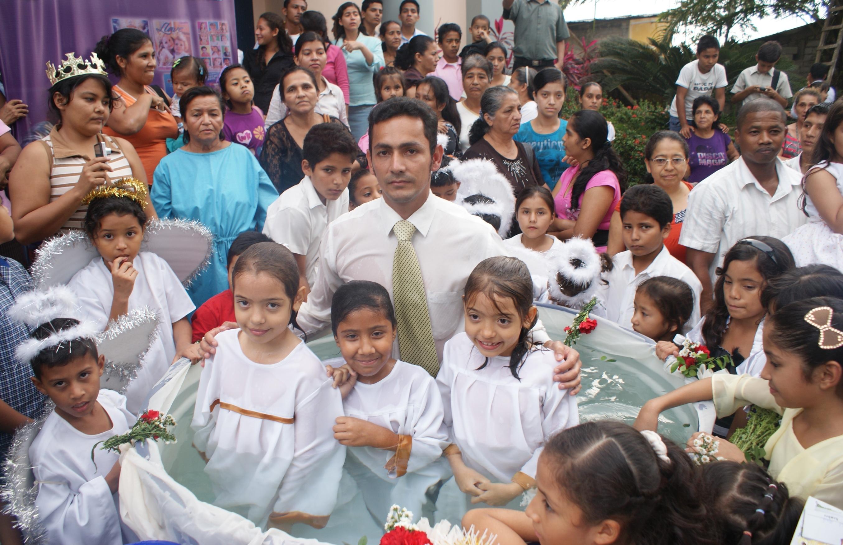 Tiempo Kids, logró llevar a Jesús a 465 niños