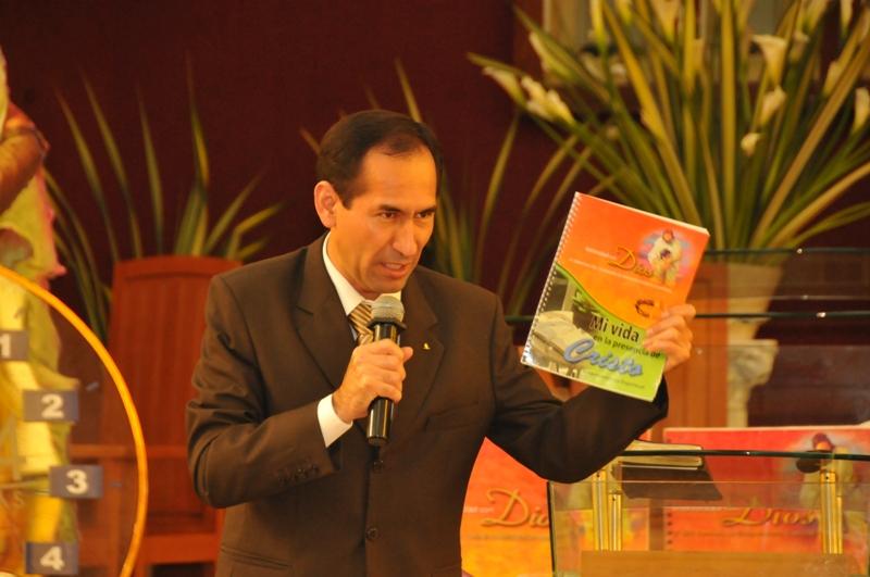 IV SEE en la Asociación Sur de Perú