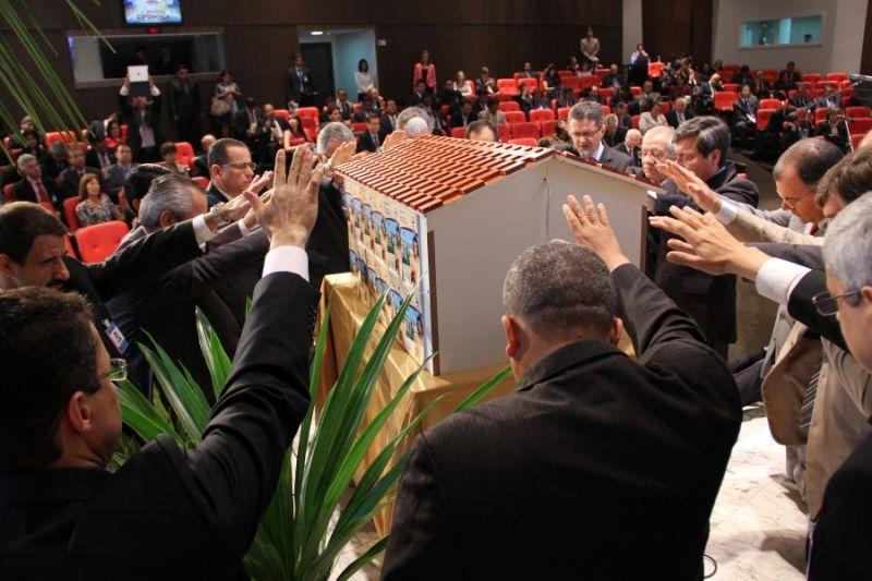 Líderes sudamericanos comprometidos con Discipulado.