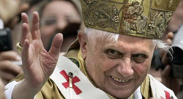 Benedicto XVI, ex Papa de la Iglesia Católica