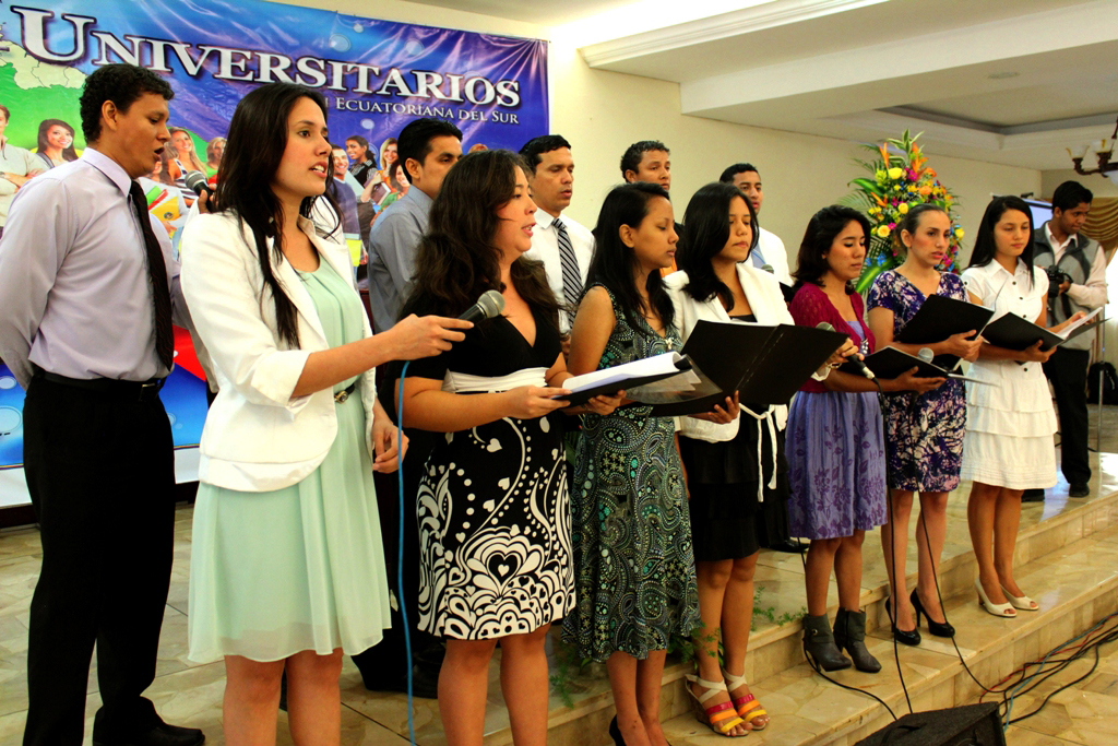 Escuelas adventista se capacitan para actuar en contra a for Ministerios del ecuador