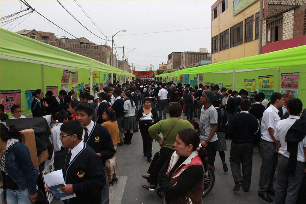 III Feria de ciencia y tecnología corporativa de Colegios Advetistas