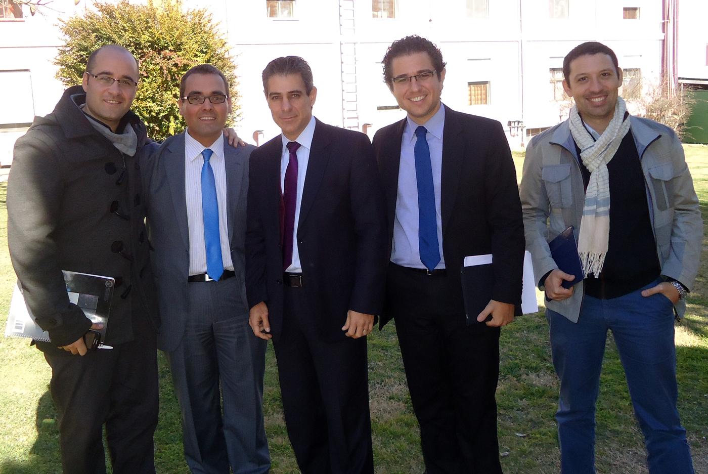 La Universidad recibe a administradores de la Red Nuevo Tiempo