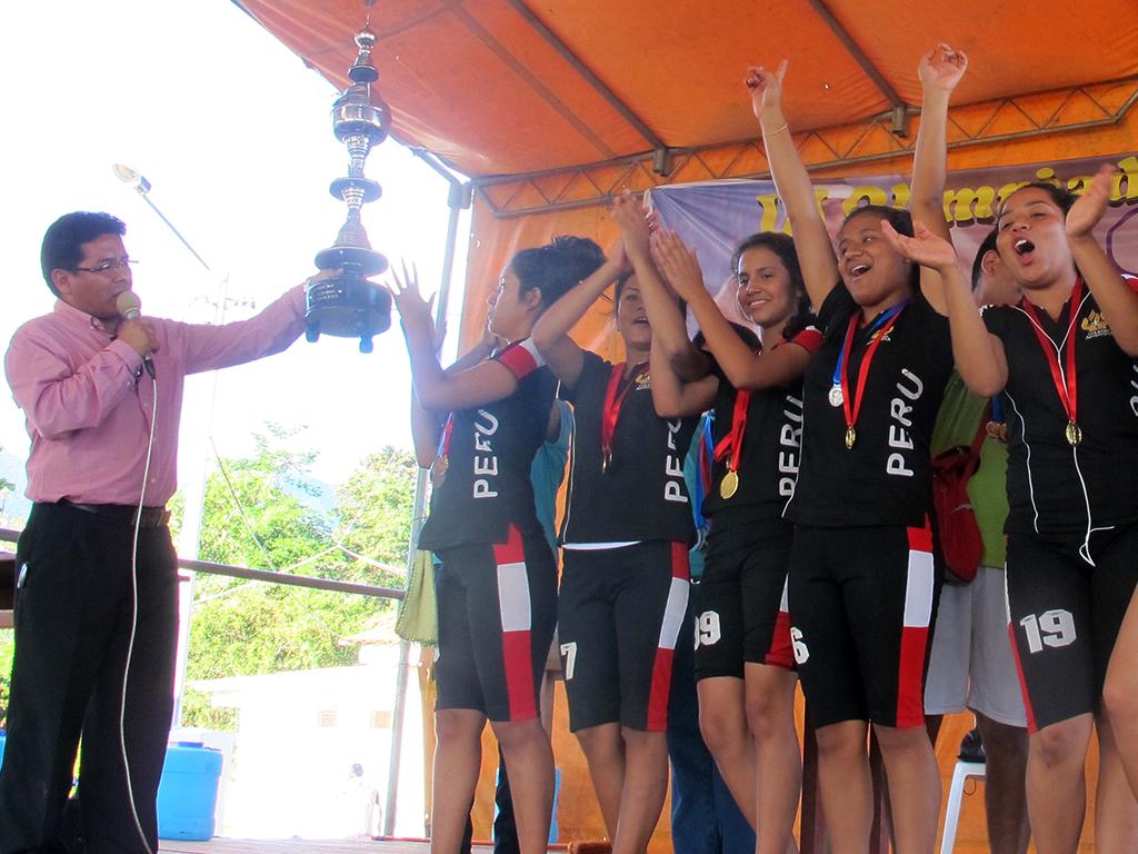 Olimpiada deportiva promueve vida saludable en colegios adventistas