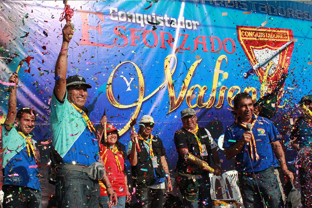 ii Campori de conquistadores en lima oeste reúne 1 400 participantes