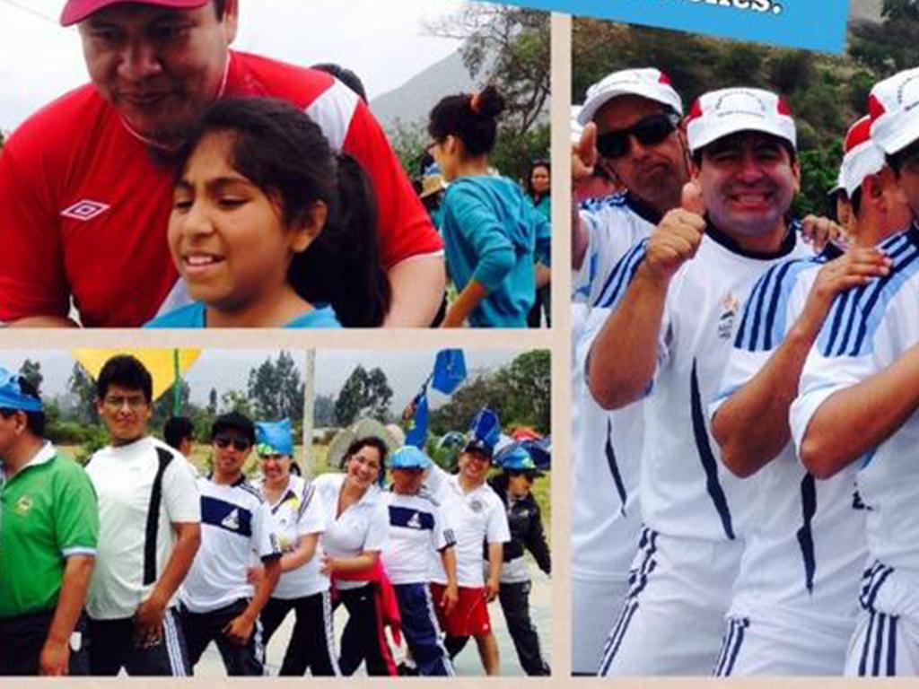 Campamento reúne 70 familias Pastorales en Trujillo