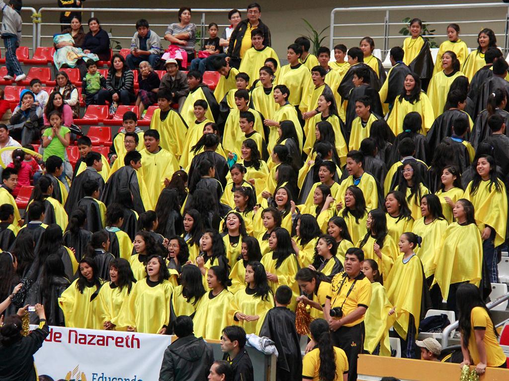 Estudiantes celebraron el día de la educación adventista con olimpiada deportiva2