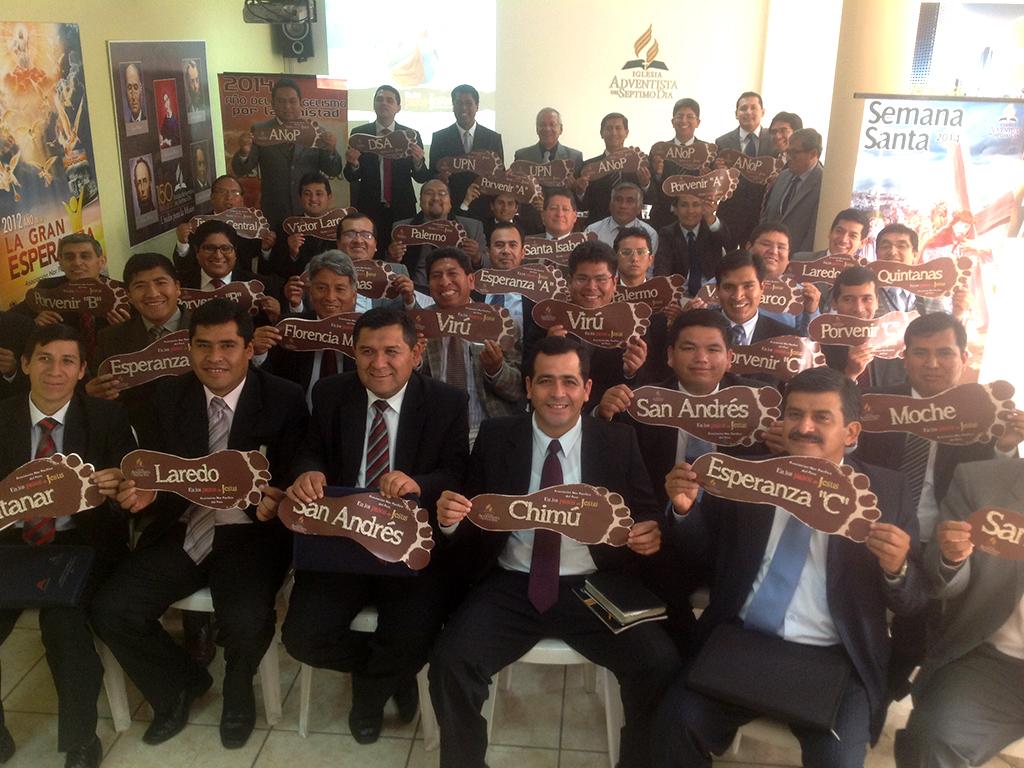Lanzamiento del programa de Semana Santa 2014 en Trujillo3
